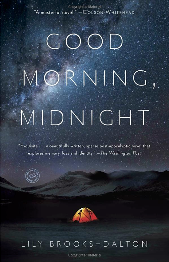 book cover image for Good Morning, Midnight