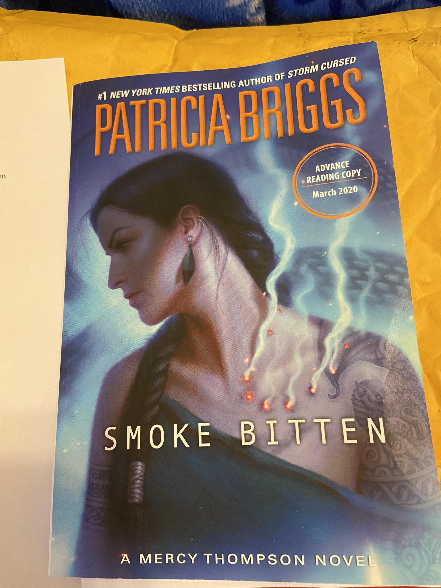 Review: Smoke Bitten by Patricia Briggs